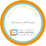 The Nursery HR People - SBS Winners Badge
